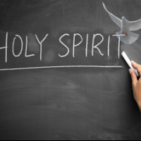 The Holy Spirit!