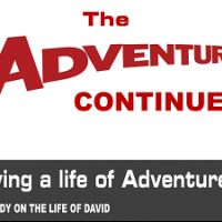 The Adventure Continues