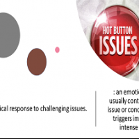 Hot Button Issues!